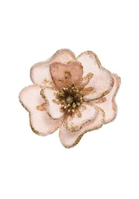 Цветок бархатный, розовый