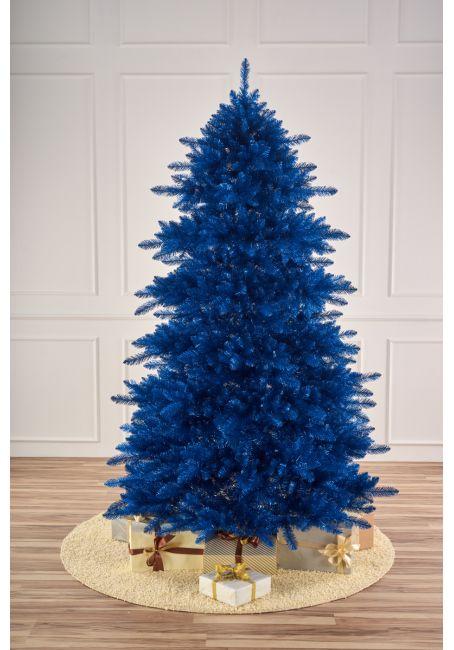 Ель искусственная Барокко синяя