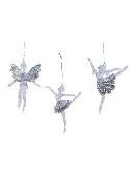 Подвески декоративные фея и балерина