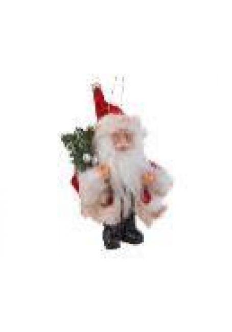 "Подвеска ""Санта в куртке"",  8x4x13 см"